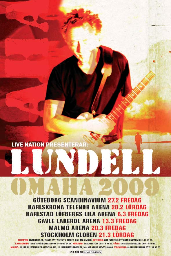Lundell Omaha 2009