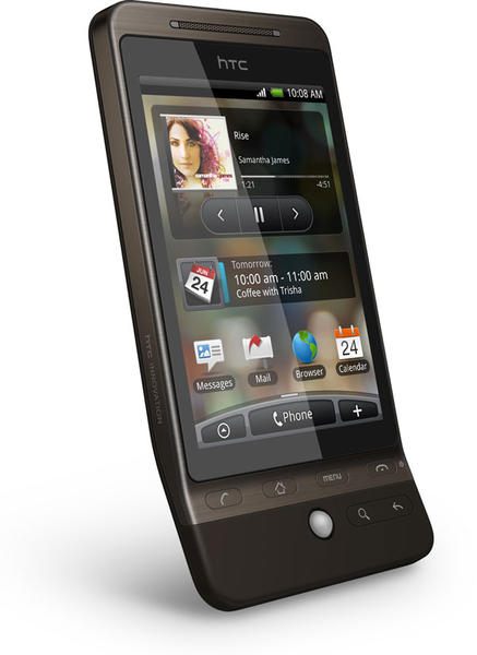HTC Hero - Brun