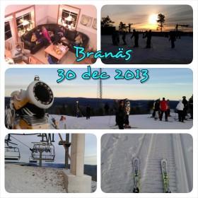Branäs 30 december 2013