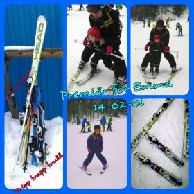 Slalom i Yxbacken