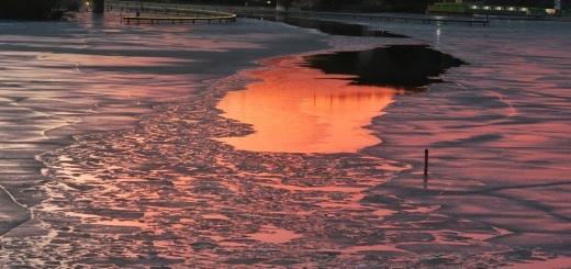 Dagens soluppgång #årstabron
